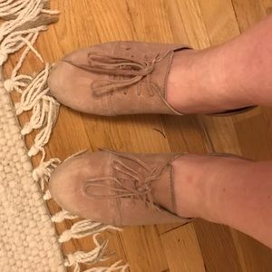 Sanita Clogs in dusty rose
